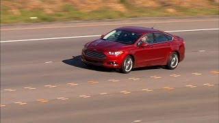 Car Tech - 2013 Ford Fusion Titanium videos