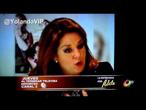 Pandora habla de Yolanda Andrade / Video