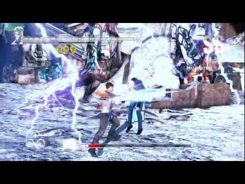 「DmC: Devil May Cry」 Final Boss: Vergil (Hell & Hell Mode, No Damage)