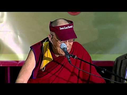Dalai Lama on