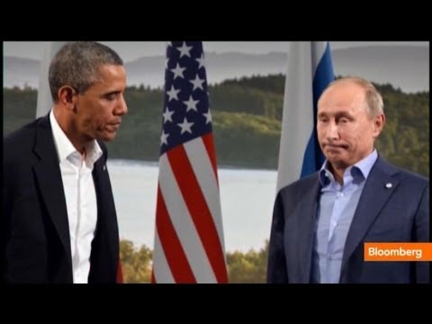 Putin vs. Obama: Is This a Cold War Rematch? VIDEO