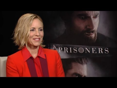 Maria Bello - Prisoners Interview at TIFF 2013 HD