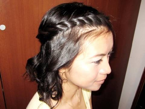 Braid Hairstyles For Long Hair Youtube : ... Rope Braid Hairstyle for Short Medium Long Hair Tutorial - YouTube