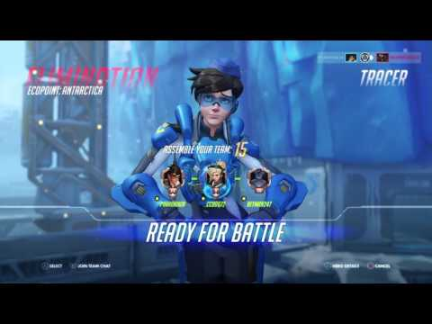 OVERWATCH - THE Tracer Scandal