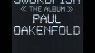 Paul Oakenfold Dark Machine (swordfish Soundtrack