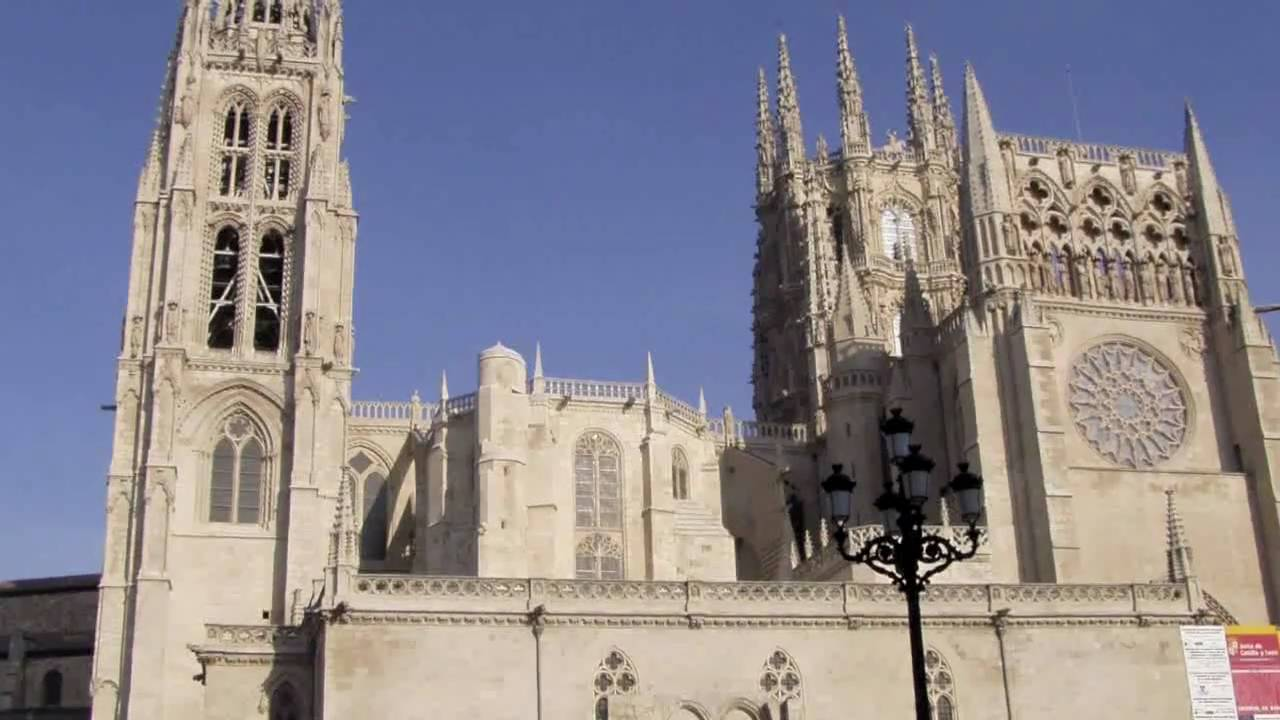 The Burgos Cathedral - Spain - UNESCO World Heritage Site ...