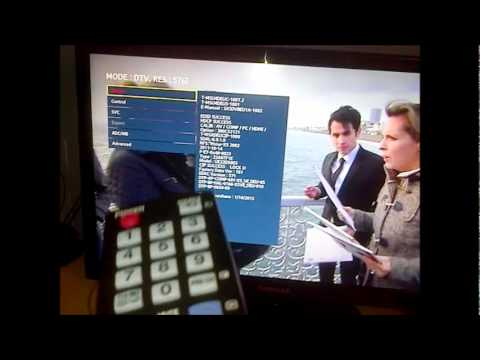 Review and Hacking of Samsung UE22D5003BW LED TV