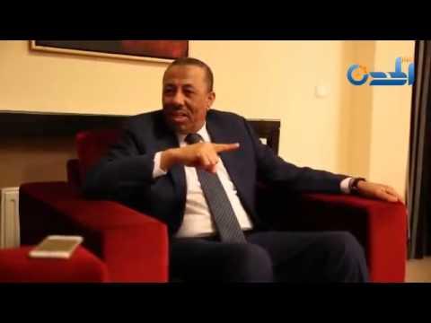 بالفيديو:عبدالله الثني يكشف حقائق لأول مرة حول التهديدات والضغوط لفرض شخصيات واتمام صفقات بالحكومة