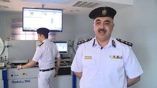 وزارة الداخلية تبدأ في تعميم الملصق