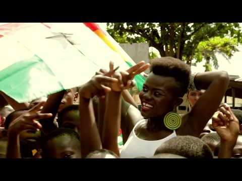 Go Go Black Stars...GOAL! Wiyaala's World Cup Song for Ghana (Official Video)