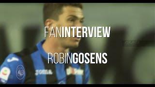 Fan Interview, Robin Gosens