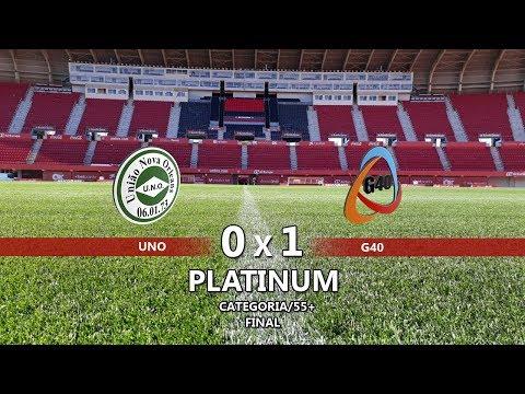 Copa AFIA Espanha - Palma de Mallorca - 2018 UNO x G40 Final Platinum