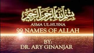 Asma Ul Husna_99 Names Of Allah By Dr Ary Ginanjar (Astro