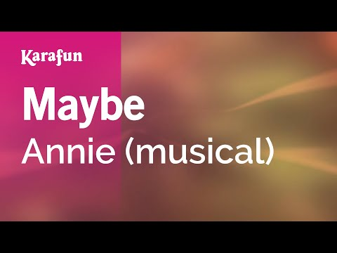 Tomorrow Lyrics - Annie musical - Broadway Musicals
