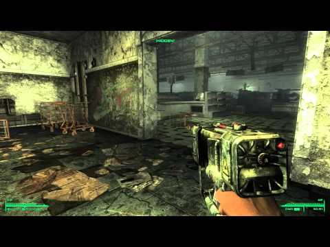 Mobius Radioactive: Fallout 3 - Troubles with Shopping Carts - Fall7