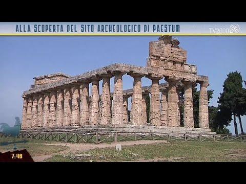 Alla scoperta del sito archeologico di Paestum