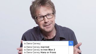 Dana Carvey Answers the Web's Most Searched Questions | WIRED