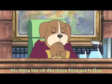 Doraemon ❃ Vương quốc của chó Ichi❃ Hoạt hình Nhật Bản
