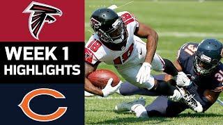 Falcons vs. Bears   NFL Week 1 Game Highlights