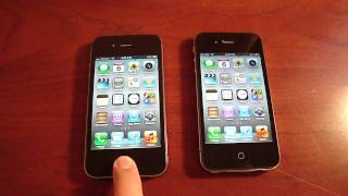 How To Tell The Difference Between The IPhone 4S And