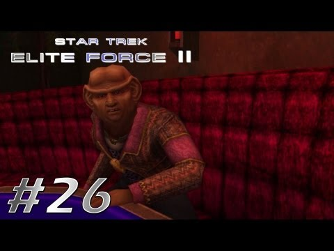 Let's Play Star Trek Elite Force 2 - Part 26 - Schande ber dich [Full HD][German]