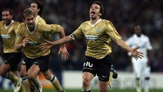 05/11/2008 - Champions League - Real Madrid-Juventus 0-2