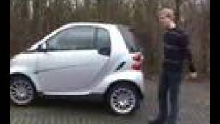 Im Smart ForTwo CDI auf der Autobahn A2 - Teil 1 videos