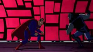 "SUPERMAN Vs. Darkseid (""Twilight"") FULL FIGHT!"