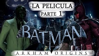 La Pelicula Batman: Arkham Origins *FULL HD 1080p* Todas