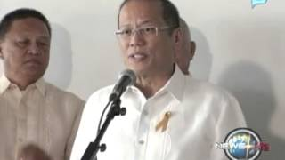 [NewsLife] - Champions: President Aquino sees no need to change PHILRACOM officials