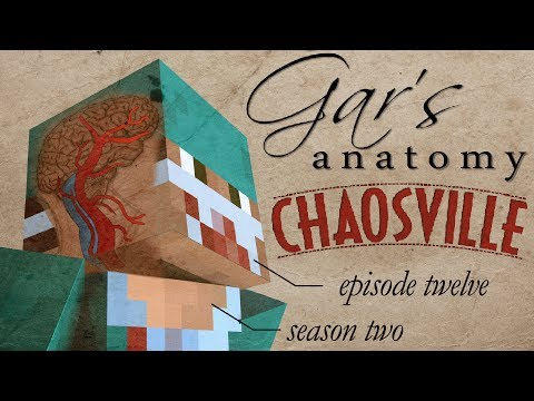 Size of My Heart | Gar's Anatomy | Chaosville # 12