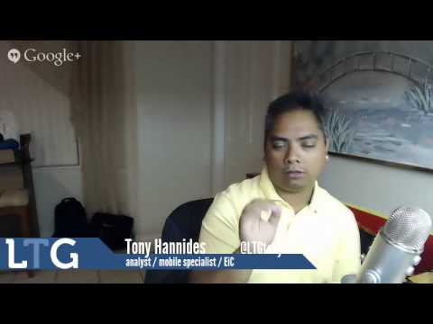 Tony's Tech Talk 19: Dropcam Gets Bought by Nest, Samsung ATIV SE Impressions and iPhone 6 and 6C...