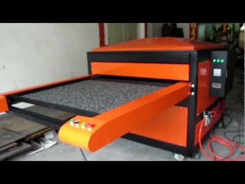 Full automatic sublimation heat transfer machine PY WM