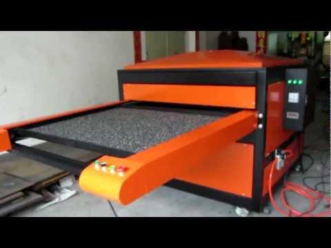 Full automatic sublimation heat transfer machine PY WM