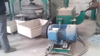Aluminum powder grinding machine