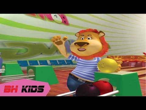 Phim Hoạt Hình 3D Hài Hước Vui Nhộn Thỏ Trắng và Sư Tử - Tập 10 (Hoạt Hình Lồng Tiếng Việt)