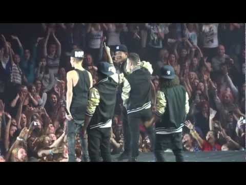 Justin Bieber Boyfriend Live Montreal 2012 HD 1080P