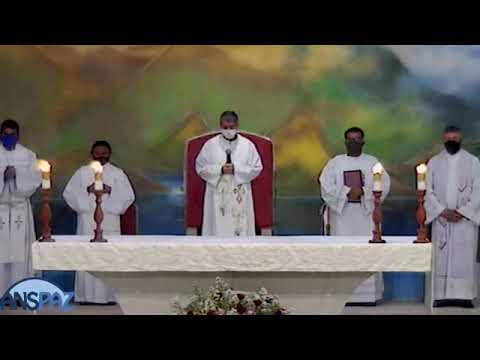 Santa Missa de Corpo Presente | 19.04.2021 | Padre Robson Antônio | ANSPAZ