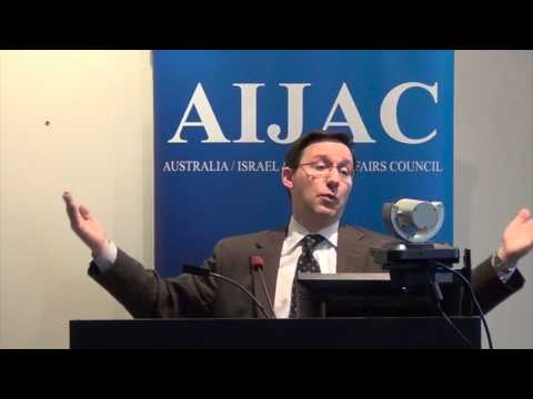 Dr. Matthew Levitt on Hezbollah and Iran