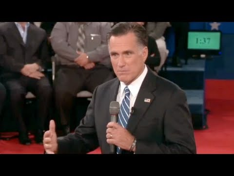 Mitt Romney's Condescending Views Toward Women