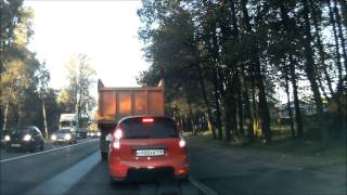 Подборка ДТП с видеорегистраторов 91 \ Car Crash compilation 91