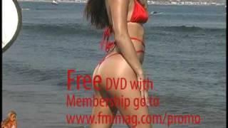 Fitness,bikini/lingere Model Shana Steele Shoots Online P
