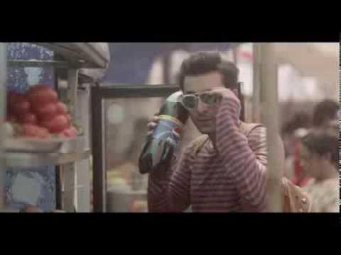 Ranbir Kapoor in Pepsi 60 Crore 2013 AD
