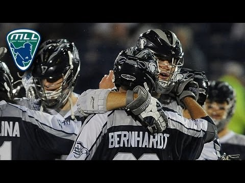 MLL Week 13 Highlights: Rochester Rattlers vs Chesapeake Bayhawks