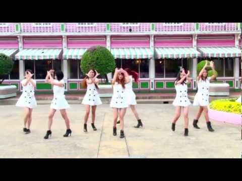 Lumiere cover T-ara - Day By Day @ Siam Park