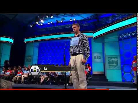 Jacob Evers - 2012 Scripps National Spelling Bee - Preliminaries - 1