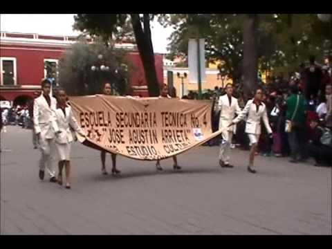 Desfile Tlaxcala 2014 Dia de la Independencia
