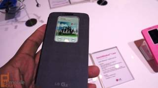 LG G2 Quick Window Hands On: A Smart Flip Case For Your LG