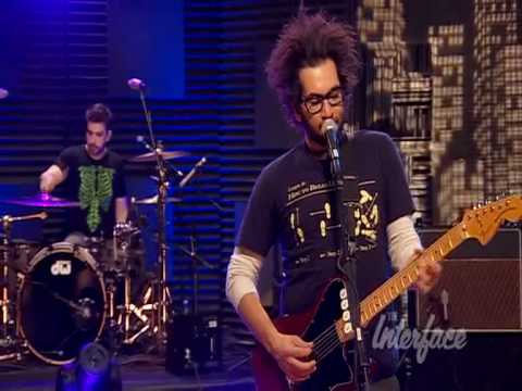 Motion City Soundtrack - Even If It Kills Me (Live at AOL Interface Session)