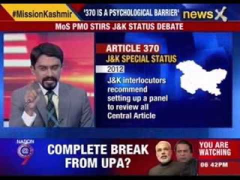 Article 370: Narendra Modi's mission Kashmir